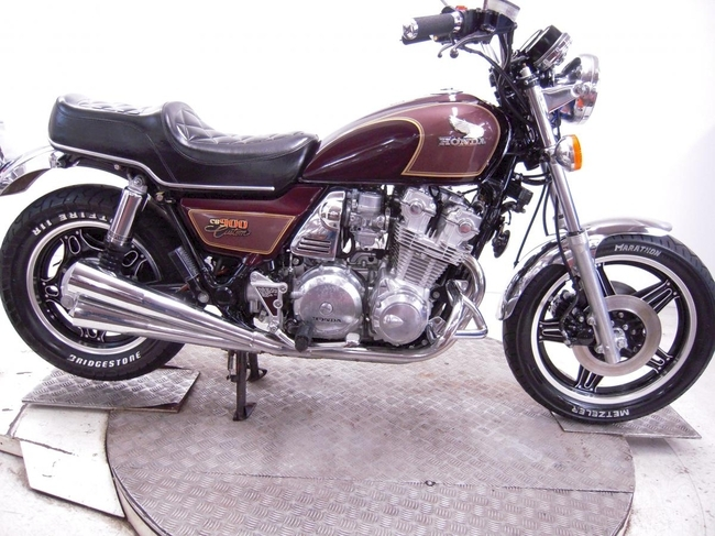 1981 HONDA CB 900 CUSTOM 23000MLS ONLY, Timperley - J & M