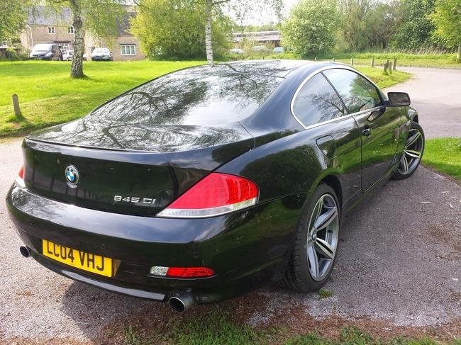 Sold: BMW 645 4.4 v8 coupe - Witney, Old Mill Motors