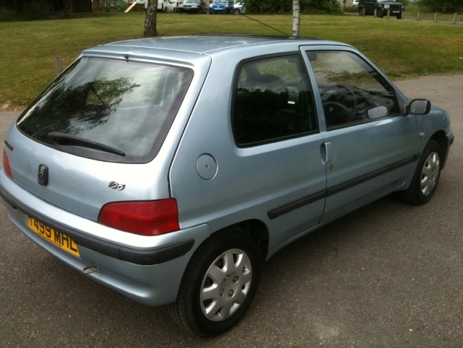 Peugeot 106 1 1 Independence Witney Old Mill Motors