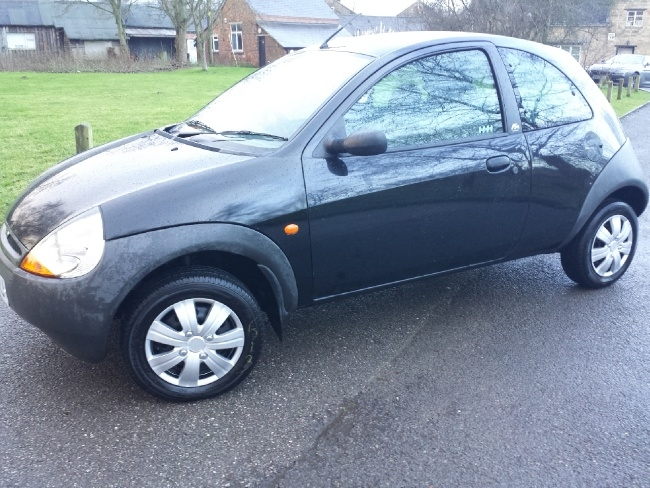 Sold Ford Ka   Witney Witney Old Mill Motors